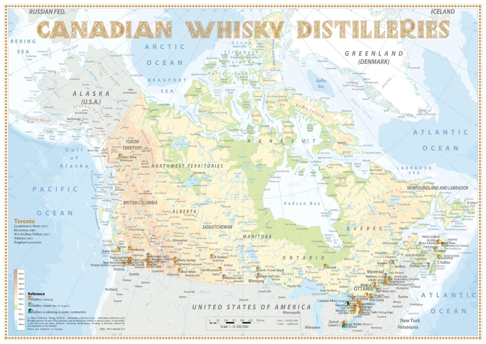 Canadian Distillers